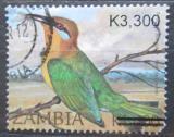 Poštovní známka Zambie 2007 Vlha Böhmova přetisk Mi# 1589