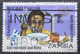Poštovní známka Zambie 1973 WHO, 25. výročí Mi# 114 Kat 2.50€