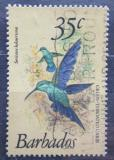 Poštovní známka Barbados 1979 Ptáci Mi# 474