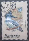 Poštovní známka Barbados 1979 Rybařík pruhoprsý Mi# 480 Kat 10€