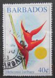 Poštovní známka Barbados 2002 Heliconia caribaea Mi# 1035