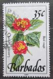 Poštovní známka Barbados 1992 Libora měnivá Mi# 797