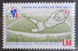 Poštovní známka Francie 1982 MS ve fotbale Mi# 2331