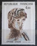 Poštovní známka Francie 1982 Antická socha Mi# 2332