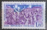 Poštovní známka Francie 1982 Elektrické osvětlení Grenoble Mi# 2349
