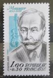 Poštovní známka Francie 1983 André Messager, skladatel Mi# 2375