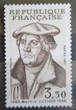 Poštovní známka Francie 1983 Martin Luther Mi# 2382