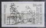 Poštovní známka Francie 1983 Kresba, Rembrandt Mi# 2384
