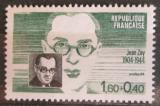 Poštovní známka Francie 1984 Jean Zay, politik Mi# 2426