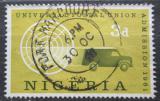 Poštovní známka Nigérie 1961 Vstup do UPU Mi# 106