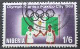 Poštovní známka Nigérie 1968 LOH Mexiko Mi# 217