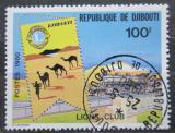 Poštovní známka Džibutsko 1980 Lions Club Mi# 267