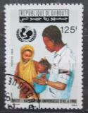 Poštovní známka Džibutsko 1988 Očkování Mi# 508