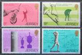Poštovní známky Jersey, Velká Británie 1978 Golfový klub Mi # 173-76