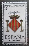Poštovní známka Španělsko 1966 Znak Valencia Mi# 1592