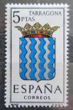 Poštovní známka Španělsko 1965 Znak Tarragona Mi# 1564