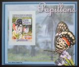Poštovní známka Guinea 2008 Motýli DELUXE neperf. Mi# 5473 B Block