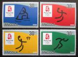 Poštovní známky Angola 2007 LOH Peking Mi# 1787-90 Kat 10€