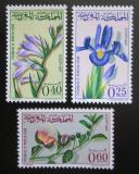 Poštovní známky Maroko 1960 Květiny Mi# 542-44