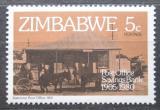 Poštovní známka Zimbabwe 1980 Pošta v Gatooma Mi# 247