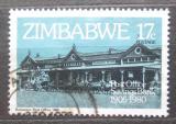 Poštovní známka Zimbabwe 1980 Pošta v Bulawayo Mi# 250