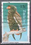 Poštovní známka Zimbabwe 1984 Orlík kejklíř Mi# 299