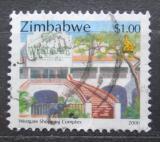 Poštovní známka Zimbabwe 2000 Nákupní centrum Westgate Mi# 663