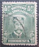 Poštovní známka Britská Jižní Afrika 1913 Král Jiří V. Mi# 119