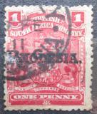 Poštovní známka Britská Jižní Afrika 1909 Znak společenství přetisk Mi# 83