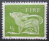 Poštovní známka Irsko 1971 Pes ze starodávné brože Mi# 250 XA