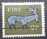 Poštovní známka Irsko 1969 Jelen Mi# 219