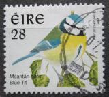 Poštovní známka Irsko 1997 Sýkora modřinka Mi# 976 x A