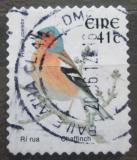 Poštovní známka Irsko 2002 Pěnkava obecná Mi# 1423