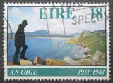 Poštovní známka Irsko 1981 Tramp v horách Mi# 442