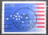 Poštovní známka Irsko 1976 Americká revoluce, 200. výročí Mi# 340