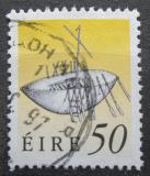 Poštovní známka Irsko 1990 Zlatá loďka Mi# 706 I A