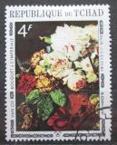 Poštovní známka Čad 1971 Umění, van Os Mi# 376