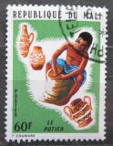 Poštovní známka Mali 1974 Hrnčíř Mi# 449
