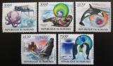 Poštovní známky Burundi 2012 Fauna Antarktidy Mi# 2600-04 Kat 10€