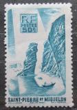 Poštovní známka St. Pierre a Miquleon 1947 Záliv Mi# 350