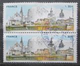 Poštovní známky Francie 2019 Partnerská města pár Mi# 7260 Kat 4.80€