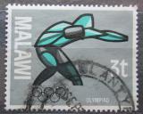 Poštovní známka Malawi 1972 LOH Mnichov, box Mi# 186