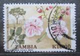 Poštovní známka Zambie 1991 Sterospermum kunthianum Mi# 588