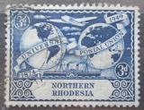 Poštovní známka Severní Rhodesie, Zambie 1949 UPU, 75. výročí Mi# 51