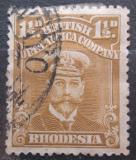 Poštovní známka Britská Jižní Afrika 1913 Král Jiří V. Mi# 121
