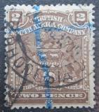 Poštovní známka Britská Jižní Afrika 1898 Znak společenství Mi# 60