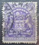Poštovní známka Britská Jižní Afrika 1902 Znak společenství Mi# 67