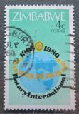 Poštovní známka Zimbabwe 1980 Rotary Intl., 75. výročí Mi# 242
