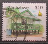 Poštovní známka Zimbabwe 1995 Dům v Kwekwe Mi# 553
