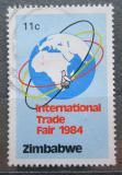 Poštovní známka Zimbabwe 1995 Obchodní veletrh Mi# 287